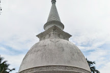 Isipathanaramaya Buddhist Temple, Colombo, Sri Lanka