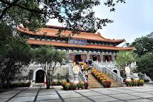 Po Lin (Precious Lotus) Monastery, Hong Kong, China