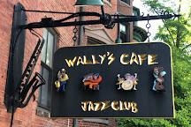 Wally's Cafe, Boston, United States