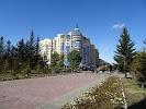 Евразийский Банк, улица Валериана Куйбышева, дом 37 на фото Кокшетау