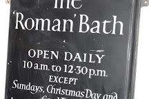 The Roman Baths, London, United Kingdom