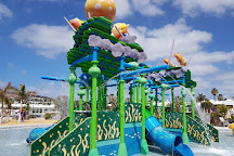 Aqualava Waterpark, Playa Blanca, Spain