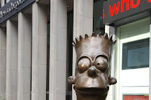 Bartman Statue, New York City, United States
