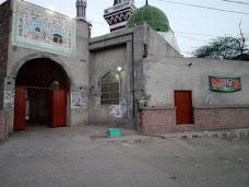 Jamia Masjid Al Rubat Al Noor (العروف مسجد فقیر صفدر صاحب والی ) chiniot