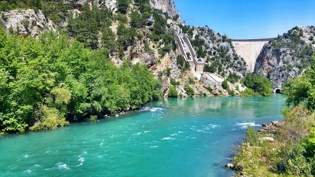 Green Canyon -Apo