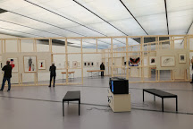Lentos Kunstmuseum (Museum of Modern Art Linz), Linz, Austria