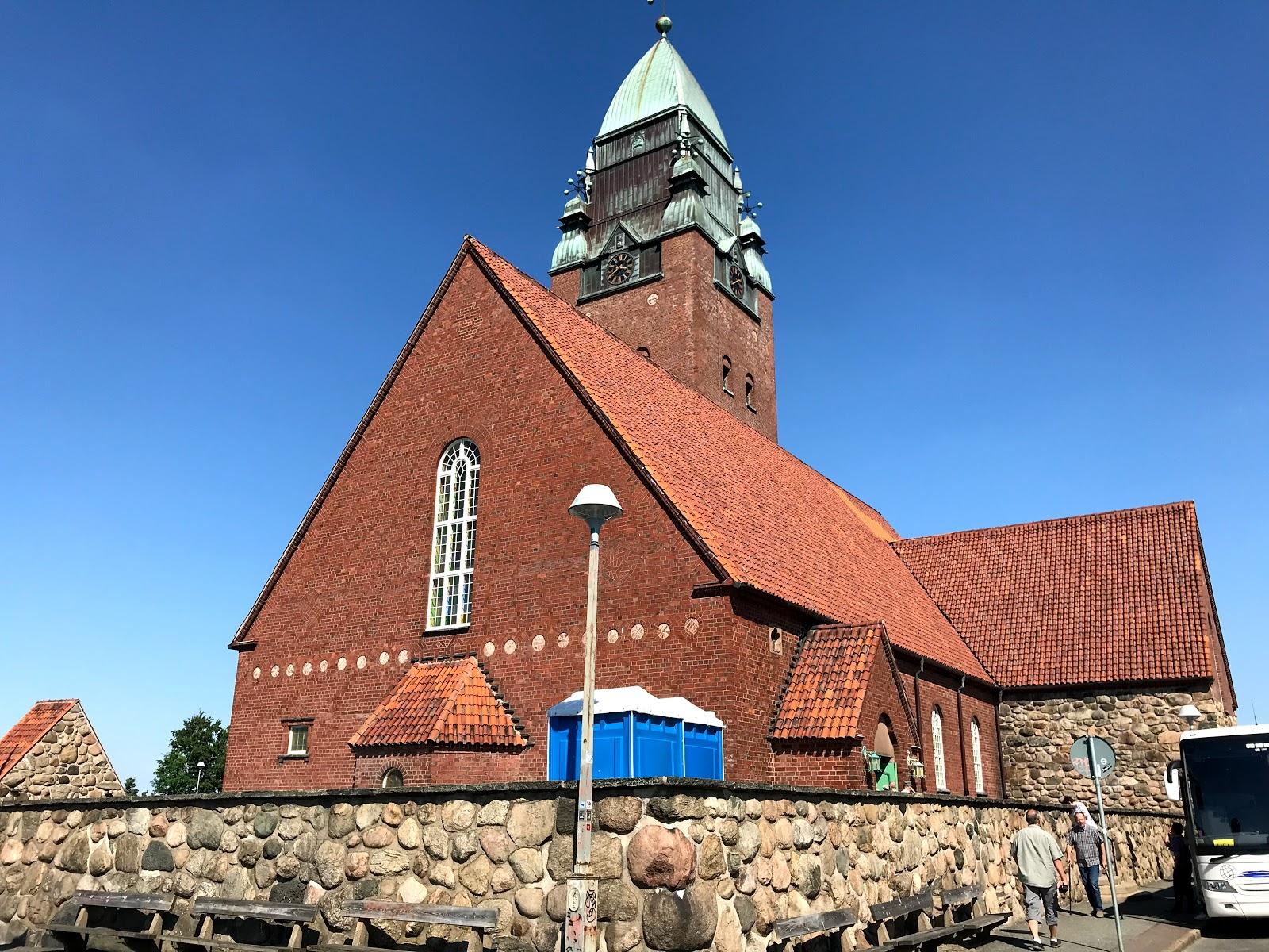 Masthugg Church