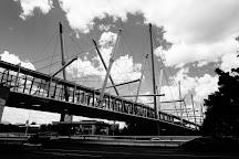 Kurilpa Bridge, Brisbane, Australia
