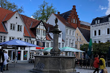 Nordermarkt, Flensburg, Germany