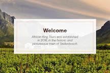 African King Tours, Stellenbosch, South Africa
