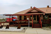 Old Oroville Depot Museum, Oroville, United States