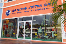Sea Island Cotton Shop, St. Lucia