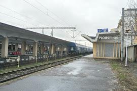 Железнодорожная станция  Ploieşti Sud