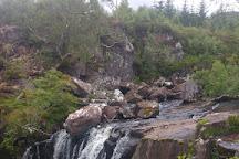 Victoria Falls, Gairloch, United Kingdom