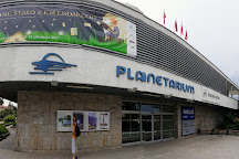 Olsztyńskie Planetarium, Olsztyn, Poland