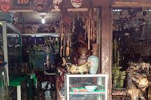 Flea Market at Jalan Surabaya, Jakarta, Indonesia