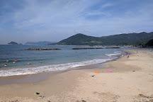 Kiyogahama Beach, Abu-cho, Japan