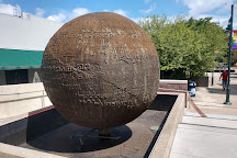 World Peace Fountain, Fayetteville, United States