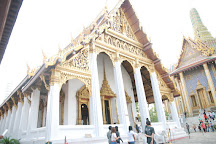 Temple of the Emerald Buddha (Wat Phra Kaew), Bangkok, Thailand