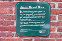 Ebenezer Hancock House, Boston, United States