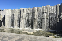 Martin Luther King, Jr. Memorial and Waterfall, San Francisco, United States