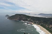 Costao de Itacoatiara, Niteroi, Brazil