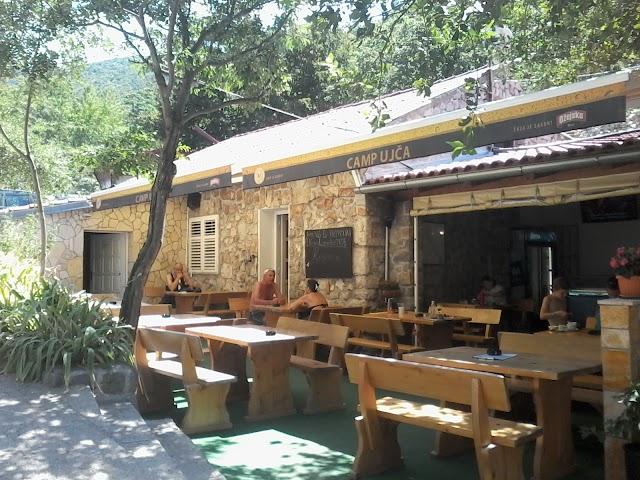 Camp Ujča