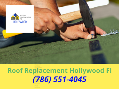 Roof Replacement Hollywood Florida