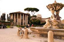 Tempio Di Ercole Vincitore, Rome, Italy