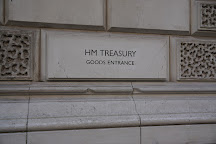 HM Treasury, London, United Kingdom