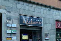 Teatro Libero, Milan, Italy