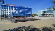 Площадь Ленина на фото Мирного
