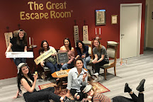 The Great Escape Room, Pittsburgh, United States