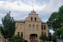 Summit county courthouse, Coalville, United States