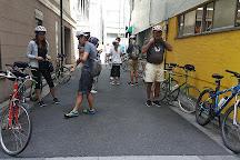 Soshi's Tokyo Bike Tour, Higashishimbashi, Japan
