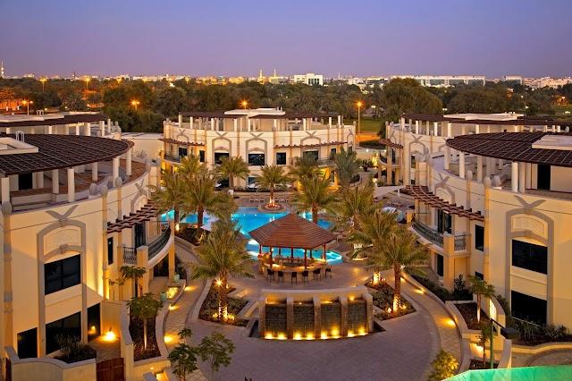Amwaj Rotana Resort UAE