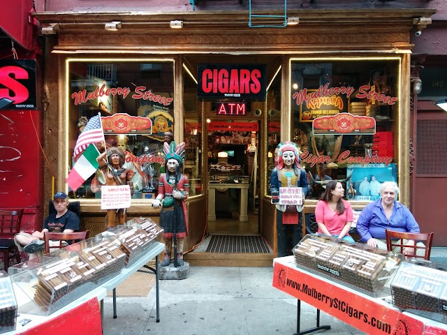 Mulberry Street Cigar