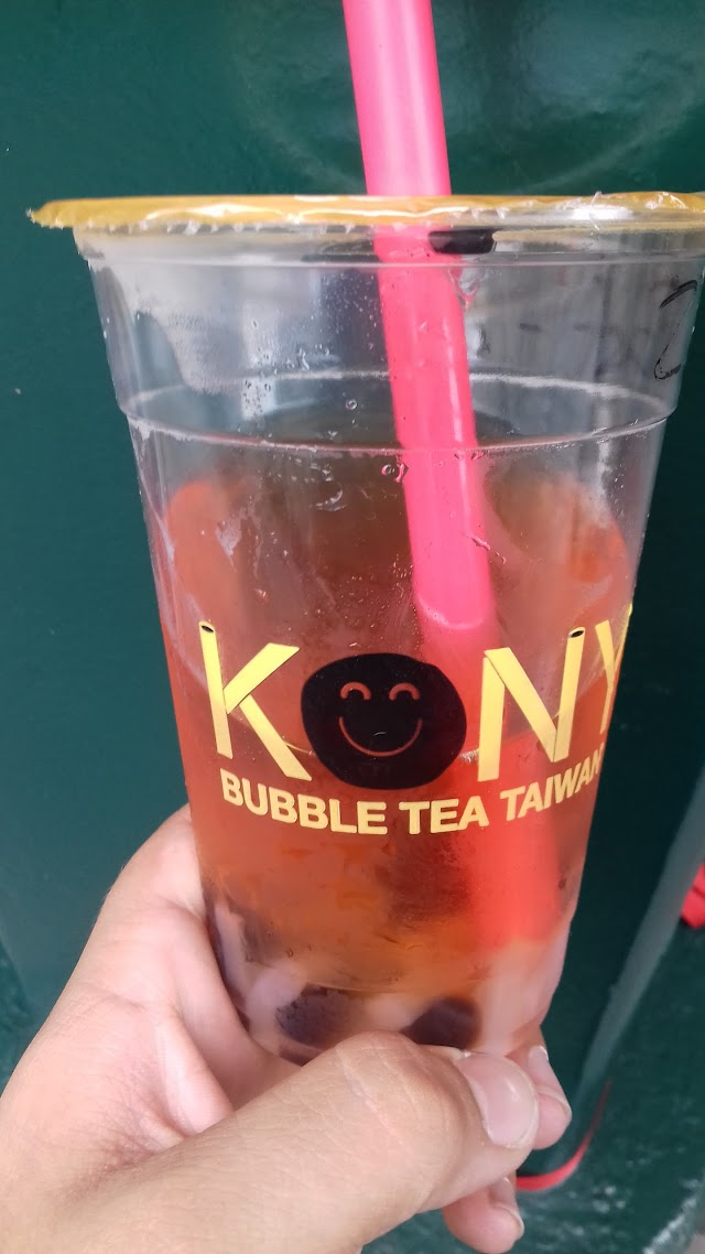 Kony Bubble Tea Geneva