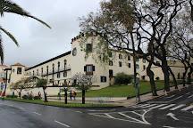 Fortaleza-Palacio de Sao Lourenco, Funchal, Portugal