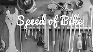 Speed of Bike