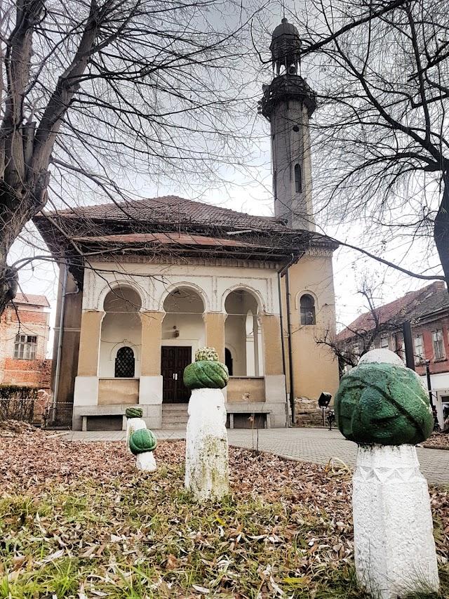 mosquée Šarena