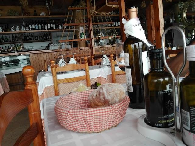 Restaurante Furnas - Pescado a la brasa