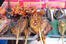 Kep Crab Market, Kep, Cambodia