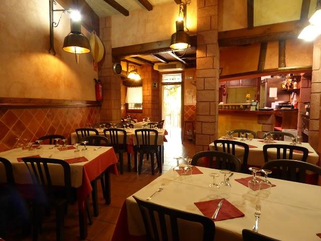 """Restaurante """"La Realda"""" (44100 - Albarracín)"""