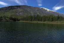Moab Lake, Jasper National Park, Canada