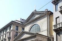 Chiesa di San Tomaso, Milan, Italy