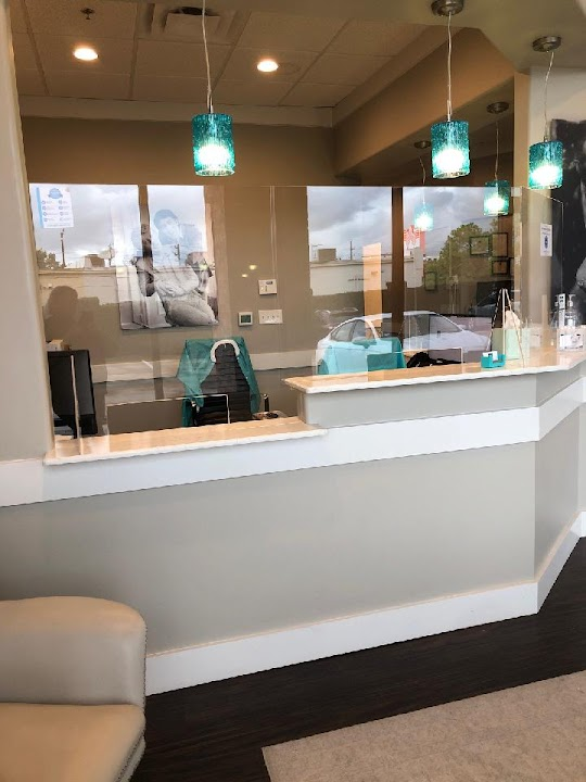 University Oaks Dental Interior GMB Post Picture