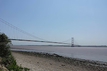 The Humber Bridge, Kingston-upon-Hull, United Kingdom