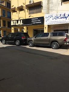 Bilal Motors & Rent A Car karachi