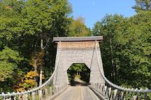 The Wire Bridge, North New Portland, United States